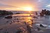Mindil Beach sunset (stormgirl1960) Tags: ocean sunset sun beach water landscape rocks waves outdoor tide darwin northernterritory mindilbeach