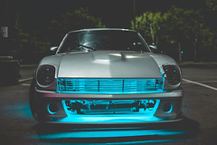 IMG_1252 (Grinched Photography) Tags: show up car photography meet datsun underglow