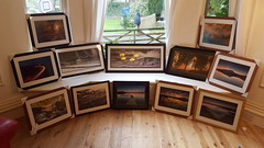 Excited to have an exhibition of my local landscapes work at The Handmade bakery in Slaithwaite, Huddersfield. There is great food and drink all made fresh on site. My work will be there throughout the month of May. Would be great if anyone could make it (dannyhow2011) Tags: