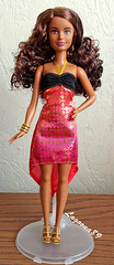 Barbie Fashionista Petite (Lagoona89) Tags: coral for crazy barbie fashionista mattel petite