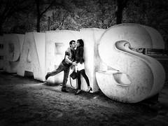 DSC01980.2 (danielrieu) Tags: blackandwhite bw paris france couple noiretblanc nb vincennes amoureux