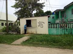 Belize City - Nice Local Food (The Popular Consciousness) Tags: belize belizecity centralamerica