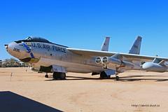 Boeing EB-47E Stratojet ~ 53-2135 (Aero.passion DBC-1) Tags: museum plane tucson aircraft aviation air musée pima boeing preserved ~ avion airmuseum airspacemuseum b47 stratojet aeropassion muséedelair dbc1 préservé 532135