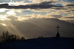 Soire frache (Pierrotgianese) Tags: cloud mountain alps nature montagne alpes grenoble landscape nikon nuages paysage isre d90 dauphin