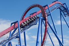 Kings Island 2015-67 (alexsabatka) Tags: ohio cincinnati amusementpark rollercoaster themepark ki kingsisland 2015 cedarfair steelrollercoaster kibestday
