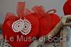Orecchini Barocco bianchi (Le Muse di Scicli) Tags: white handmade crochet moda jewelry oxford sicily accessories earrings baroque sicilia barocco bianchi gioielli scicli accessori orecchini uncinetto fattoamano lemusediscicli