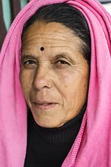 Aama Poudel (www.ricardosilvestre.com) Tags: pink nepal portrait woman mountain asian asia retrato granny everest pokhara napali annapurnas granmother aprobado panchase ghatchinna bhaudare