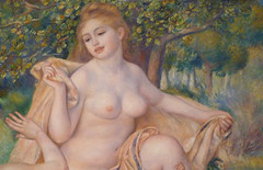 Renoir, The Large Bathers (detail), 1884-87
