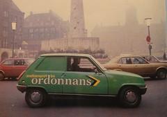 Renault 5 TL Van 1977 16-61-UB (Fuego 81) Tags: holland amsterdam 5 renault van dedam r5 onk bestelwagen bestel cwodlp grijskenteken ordonnans sidecode2 1661ub