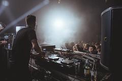 Skream // Hull 02 (Alasdair Jackson) Tags: lighting party music house club night dark lights cool dj tech live smoke yorkshire atmosphere hull electronic lightshow vu edm nighlife dubstep deja skream funktion