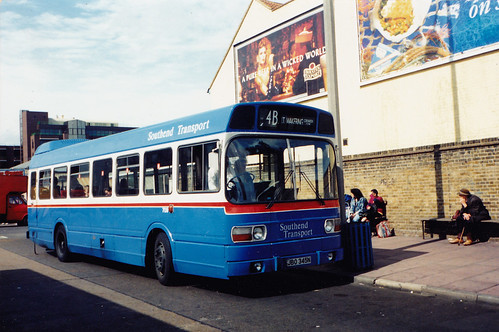 Southend Transport 709