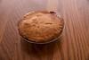 Apple Pie-20160119_DSC9435.jpg (tinstafl) Tags: wood pie golden small applepie goldenbrown woodtable tinpan