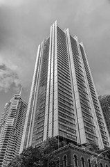 Building (kayak360) Tags: city building skye architecture landscape office high business commercial cbd tall riser