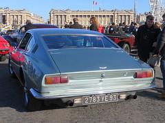 20150111 Paris - La Traverse de Paris - ASTON MARTIN DBS VANTAGE -(1967-72)-001 (anhndee) Tags: paris france frankreich iledefrance classiccars voituresanciennes