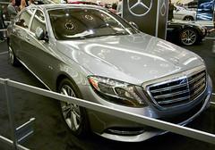 Mercedes Benz S600 Maybach (faasdant) Tags: auto show oregon portland mercedes benz automobile international exposition maybach s600 2016