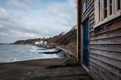 DSCF2957 (Speedy349) Tags: lifeboat isleofwight boathouse totland totl