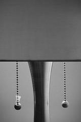 Lamp (studio14ec) Tags: light white black lamp dark grey warm symmetry balance middle