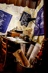 The secrets of Station X (Michelle Tuttle) Tags: film code enigma alanturing filmset turing bletchleypark welshman bletchley stationx codecracking theimitationgame