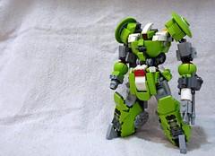 gcoref09 (chubbybots) Tags: lego armored core mech moc