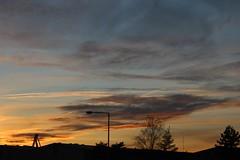 Franconian Sunset (jayleahrose) Tags: travel sunset nature germany bavaria