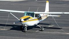 Cessna 182A N5082D (ChrisK48) Tags: airplane aircraft 1958 dvt 182 phoenixaz kdvt phoenixdeervalleyairport cessna182a n5082d