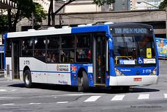 2 1775 (American Bus Pics) Tags: sãopaulo millennium mercedesbenz brt sptrans sambaiba