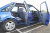 Ford Escort (Lazenby43) Tags: ford eclipse 1990 escort carinterior mk4
