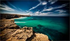 Fuerteventura. (Robert Bilinski) Tags: longexposure color canon fuerteventura nisi f40 1635 lapared robbil robertbilinski