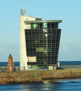 Marine Operations Centre Footdee Porca Quay Aberdeen Harbour Scotland