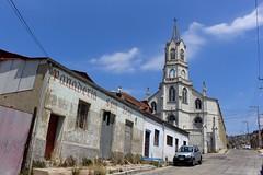 Parroquia Nuestra Señora del Carmen (Apuntes y Viajes) Tags: chile valparaíso américadelsur regióndevalparaíso cerrobellavista iglesianuestraseñoradelcarmen apuntesyviajes