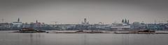 Welcome to Helsinki (Mika Laitinen) Tags: ocean sea suomi finland landscape helsinki cityscape balticsea shore scandinavia uusimaa ef24105mmf4lisusm canon7dmarkii
