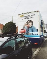 Chimp (Matthew-King) Tags: york moving storage van removals bishopthorpe acomb