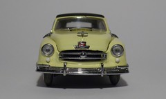 1950 Nash Rambler Custom Convertible (2) (dougie.d) Tags: usa scale car franklin model mint bathtub hudson nash rambler cabrio 1950 modelcar cabriolet pininfarina 143 diecast kelvinator landau franklinmint airflyte automodel modelauto