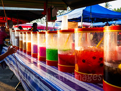 Night market (whitworth images) Tags: food colors night island evening stand colorful asia colours market traditional fastfood drinks malaysia tables takeaway colourful langkawi streetfood stalls kedah pulaulangkawi langkawiisland