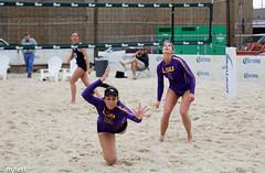 Pelican Classic Beach Volleyball (MJfest) Tags: college beach female us sand louisiana university unitedstates neworleans beachvolleyball tournament lsu tigers volleyball nola athletes ncaa metairie sandvolleyball lsutigers femaleathlete