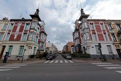 Rue Gounod, Lille (Koo'ma) Tags: art artnouveau belle nouveau rue poque gounod