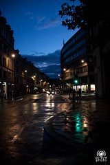 Ludgate Hill Street (andrea.prave) Tags: light london luz night noche nacht lumire londres londra notte luce        ludgatehill