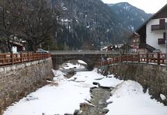 bridge (snowman*1) Tags: italy ita campitellodifassa trentinoaltoadige