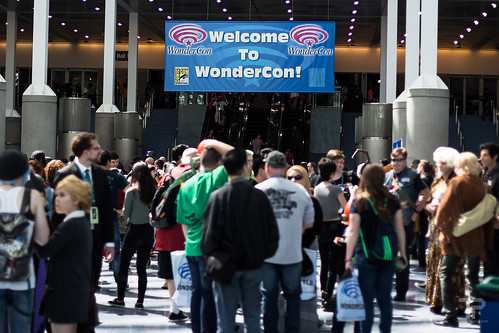WonderCon 2016 Day 3