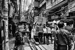 Old Delhi (Chrispz) Tags: travel people india asia delhi hindi crowded olddelhi ultron voigtlander40mm canon6d