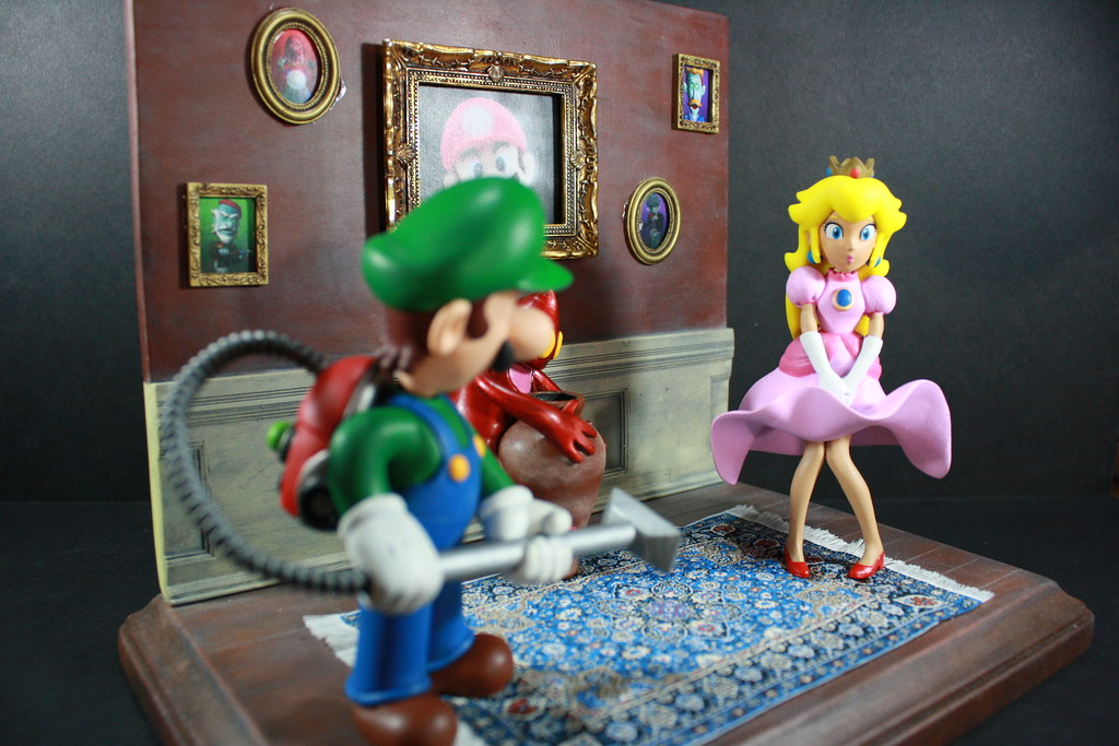 The World S Newest Photos Of Mansion And Mario Flickr Hive Mind