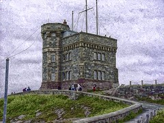 Cabot Tower (gerry303) Tags: canada tower newfoundland outdoor hill stjohns signal cabot