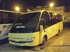 Indcar Mago II Iveco de Lopez (Bus Box) Tags: bus lopez mago autobus iveco caravaca indcar