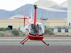 Robinson R44 II N919LC (ChrisK48) Tags: aircraft helicopter dvt phoenixaz 2015 kdvt robinsonr44ii phoenixdeervalleyairport n919lc