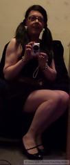 March 2016 (emilyproudley) Tags: cute sexy glasses tv pretty dress girly feminine cd tgirl transgender tranny transvestite trans crossdresser transsexual convincing tgirls xdresser tvchix