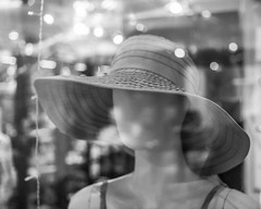 One of the Faceless Multitude (Oliver Leveritt) Tags: blackandwhite mannequin monochrome hawaii sigma30mmf14exdchsm oliverleverittphotography nikond7100