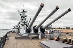 Pearl Harbor Memorial - USS Battleship Missouri Memorial (jennchanphotography) Tags: travel usa history tourism museum hawaii oahu landmark pearlharbor honolulu battleship iconic uss missiles jennchanphotography