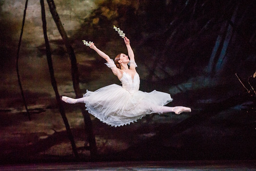 Cast change: Marianela Nuñez to dance in <em>Giselle</em> on 8 February 2018