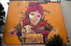 Bellas Artes Street Art (Imthearsonist) Tags: chile santiago streetart art mural bellasartes arte streetphotography urbanexploration dibujo canoneos calles pintura metrostation canoncamera fotourbana canonreflext3i