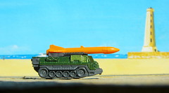 Matchbox Toys MBX HEROIC RESCUE Attack Track 2015 : Diorama The Beach And Lighthouse - 19 Of 25 (Kelvin64) Tags: rescue lighthouse beach toys track attack and diorama heroic matchbox the 2015 mbx